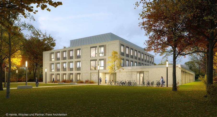 Beuermann Baurecht Beschleunigerhalle Technikum Berlin