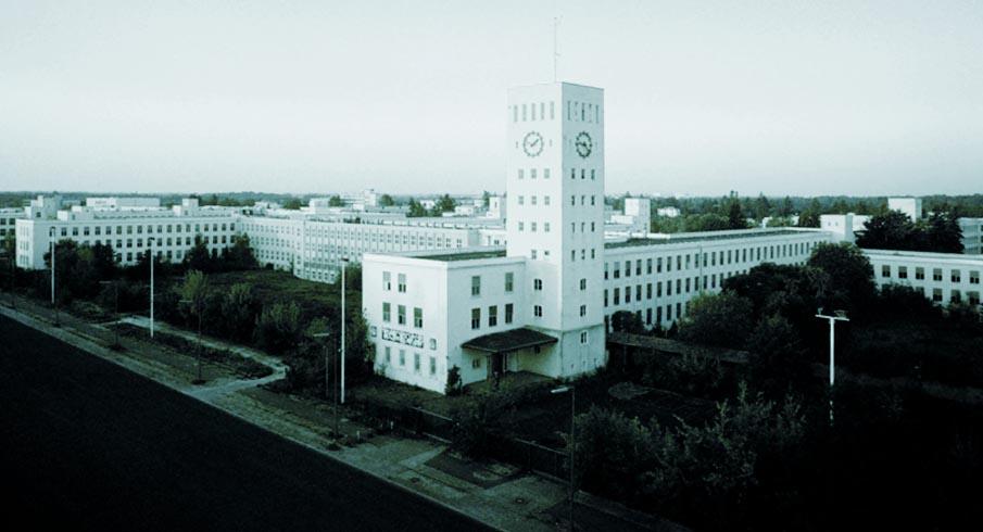 Referenzen BEUERMANN+PARTNER | Monroepark Berlin Zehlendorf