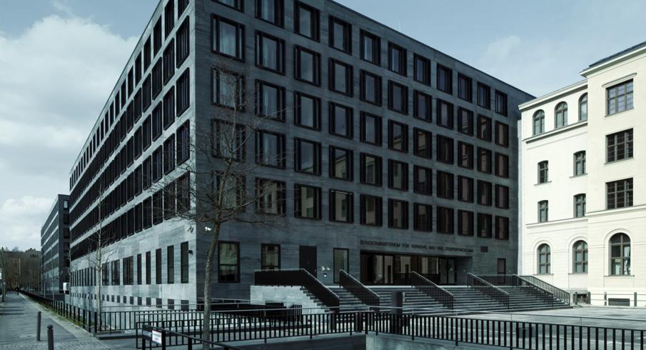 Referenzen BEUERMANN+PARTNER | Bundesministerium für Verkehr-, Bau- und Stadtentwicklung